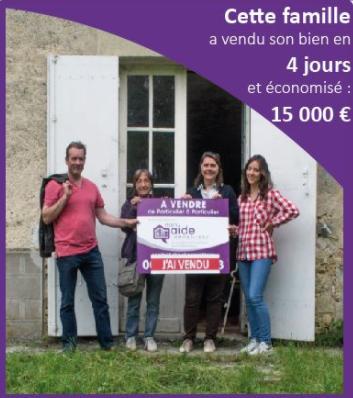 Cette famille a vendu sa maison en 4 jours et économisé 15 000 euros avec Mon Aide Immobilière
