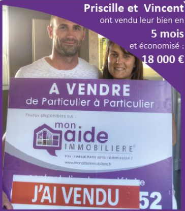 Elodie a vendu sa maison en 2 mois et économisé 29 000 euros avec Mon Aide Immobilière